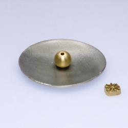 50301香の器セット-丸-錫